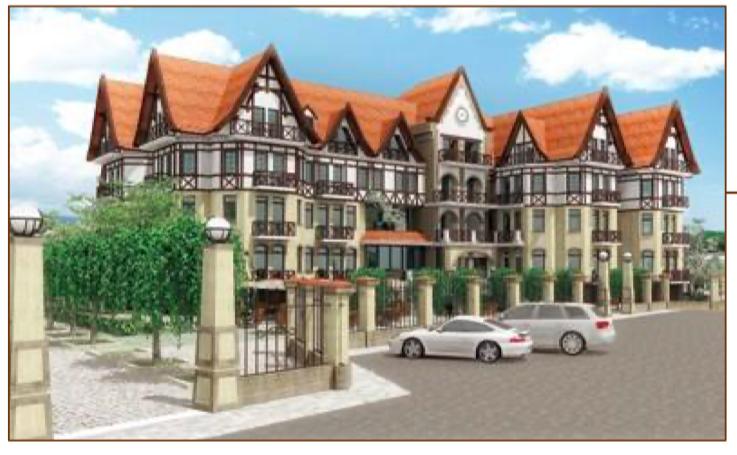 Инвестиционный проект ЛОК - отеля-хостела