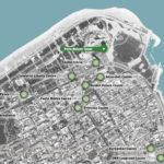 Расположение Porta Batumi Tower
