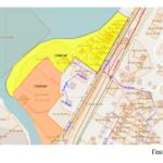 План карта земельного участка