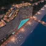 Купить апартаменты в bamboo beach грузия