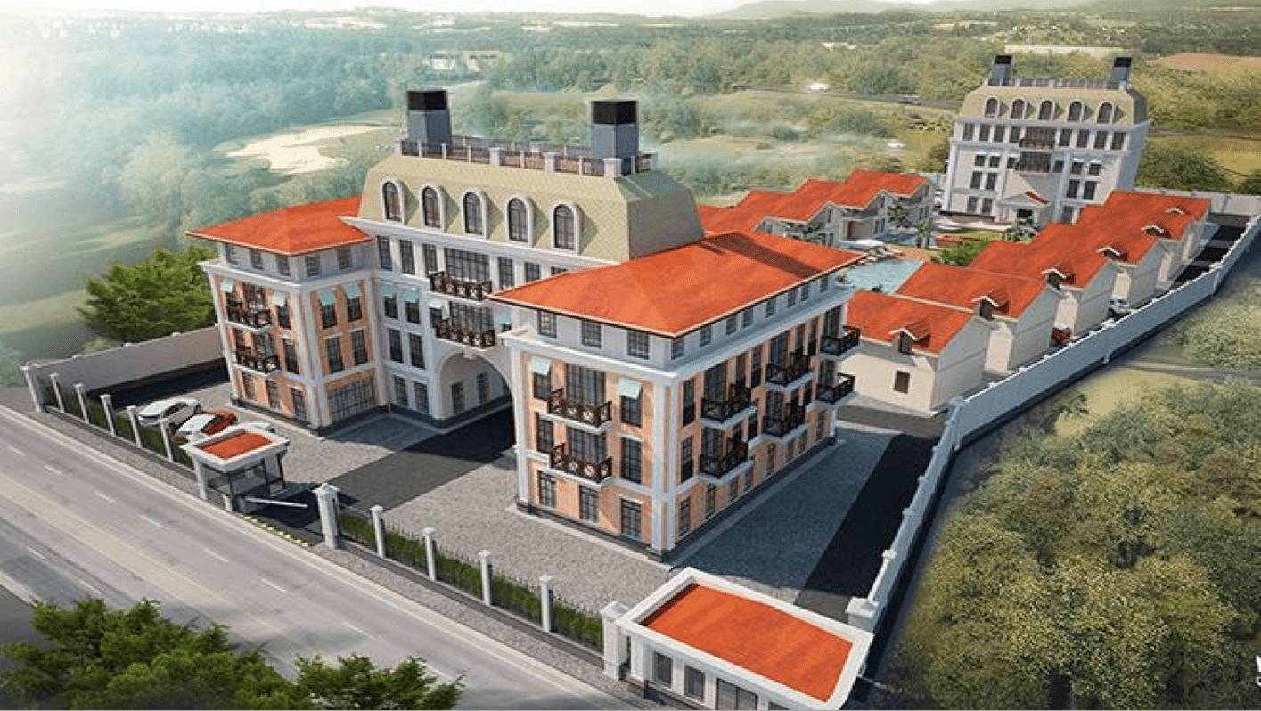 Инвестиционный проект - котеджи у моря в Батуми